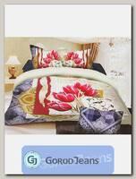 Комплект постельного белья 1,5 спальный Nina КПБС-015-72