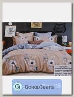 Комплект постельного белья 1,5 спальный КПБП-015-332