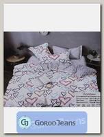 Комплект постельного белья 2-х спальный Aimee КПБП-020-413