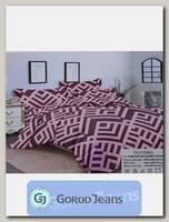 Комплект постельного белья 2-х спальный Aimee КПБП-020-421