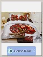 Комплект постельного белья СЕМЕЙНЫЙ Nina КПБС-040-69
